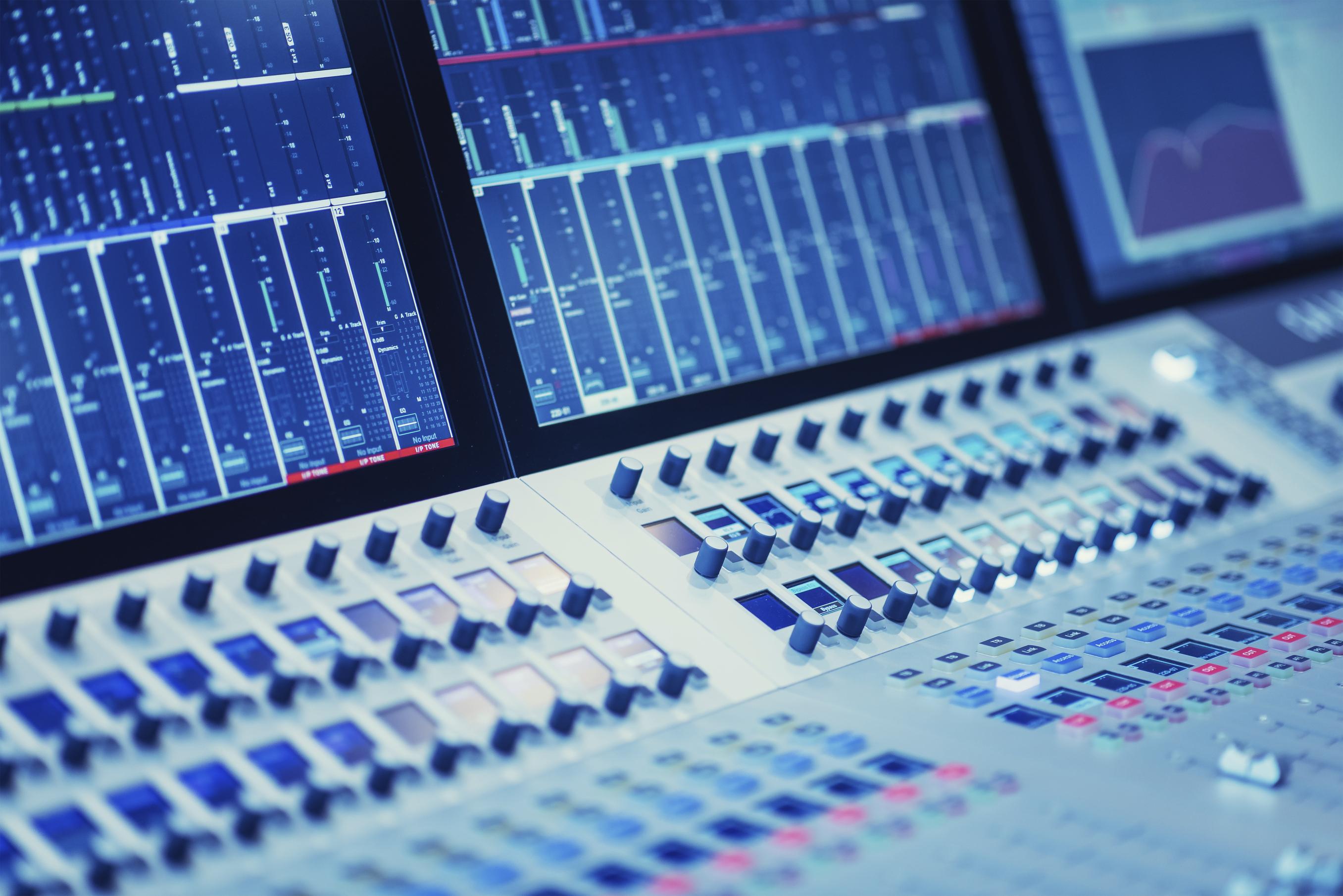 mixer-audio